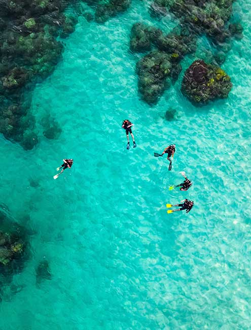 Scuba Diving Group